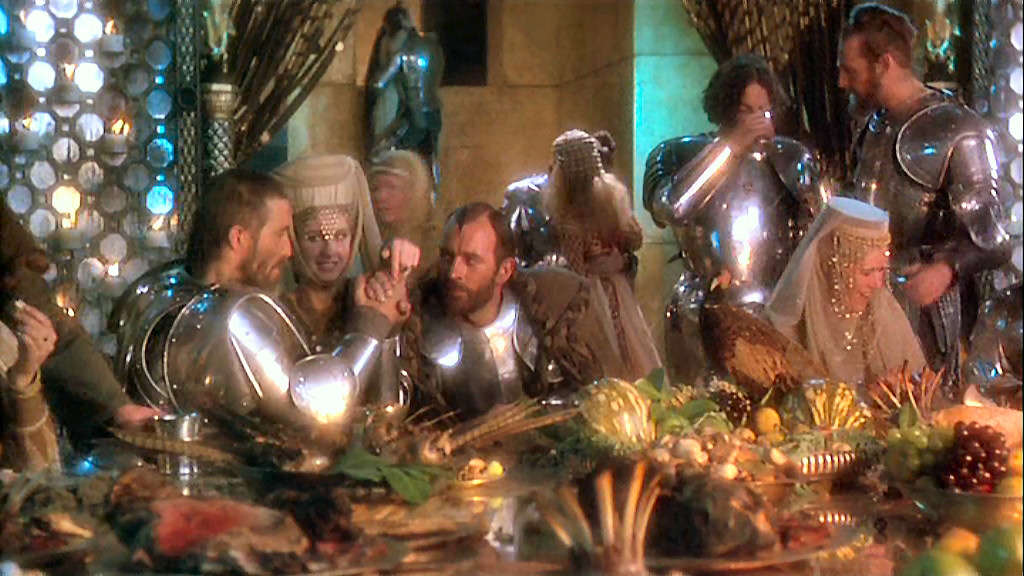 Ciaran Hinds In Excalibur