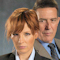 Ciaran Hinds and Kelly Reilly