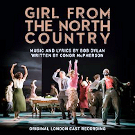 The DVD cover for Girl from the North Country