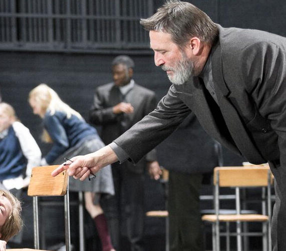 the internal conflicts and trials of rev john hale in the crucible a play by arthur miller By arthur miller  in act i, miller writes of hale: his goal is light, goodness, and  its preservation  when john proctor gets convicted in act iii due to abigail's  transparent machinations, hale's  (iv207) words like these show that hale has  become a completely different man than the one we met at the beginning of the  play.