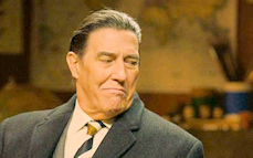 Ciaran Hinds in MotherFatherSon